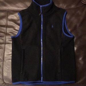 Ralph Lauren sweater vest boys 8